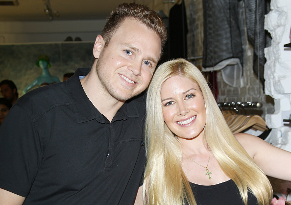 Mom-to-be Heidi Montag teared up seeing her baby's ultrasound, and aww