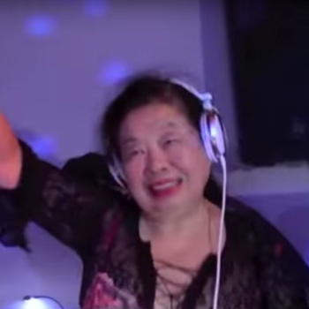This 82-year-old woman is a successful club DJ — reminding us that it's never too late to find your calling