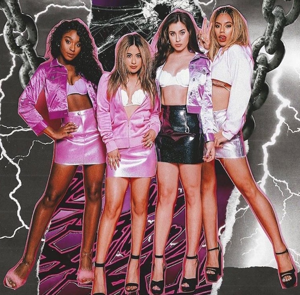 "Fifth Harmony is serving up ""Mean Girls"" vibes on ""Galore"" — here's how to copy their lewk"