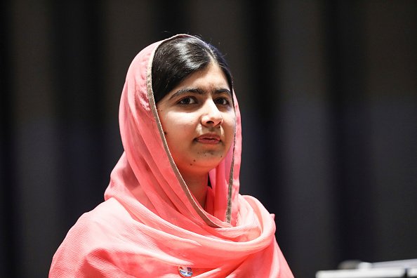 Malala Yousafzai made history again as the youngest recipient of another prestigious honor