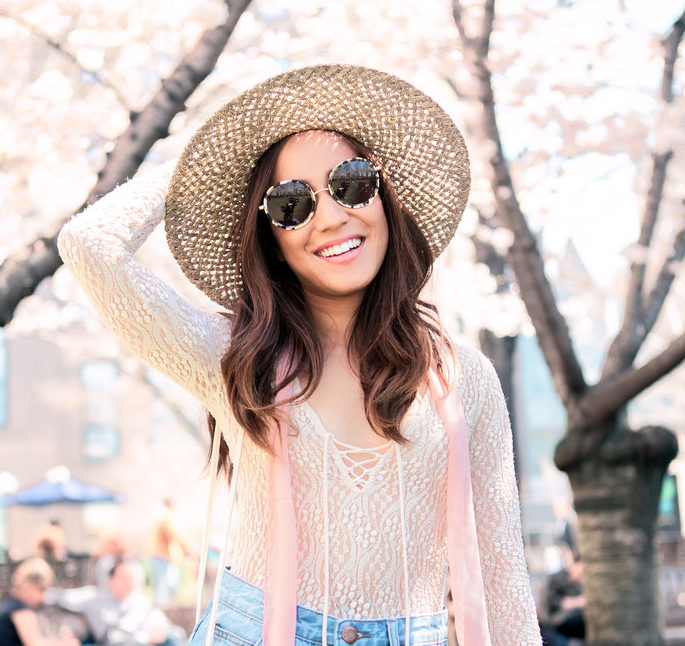 This writer dressed like a Coachella festival-goer for an entire work week — see the looks