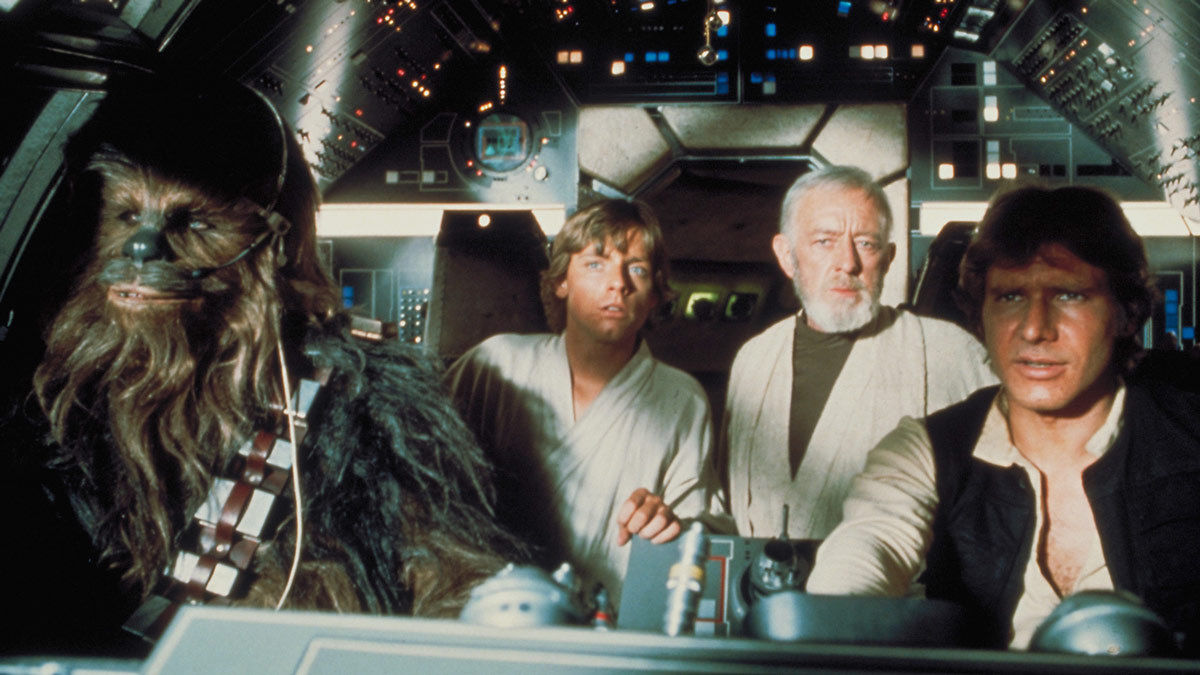 "You'll never guess what ""Star Wars"" character was actually an accident"