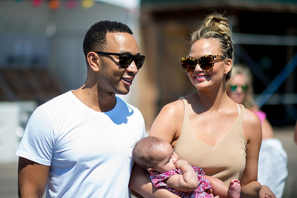 Chrissy Teigen has words for anyone who thinks parenthood is the end of fun
