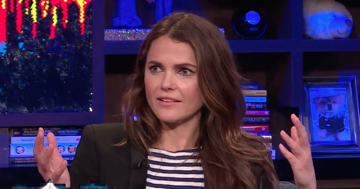"Keri Russell was forced to decide if she would ""Shag, Marry, or Kill"" Ryan Gosling"