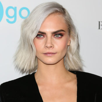 Cara Delevingne just shaved her head, and the proof is on Instagram Stories