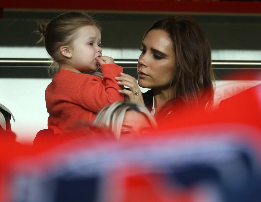 Victoria Beckham just trademarked her daughter's name, and here's what that means