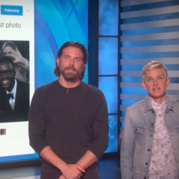 Ellen DeGeneres and Bradley Cooper need our help (and our retweets)