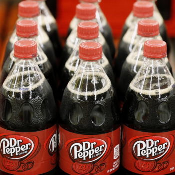 This college student got a Dr. Pepper fountain, proving the sugar-filled pureness of life