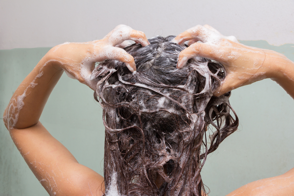 Here's what can happen if you don't wash your hair enough
