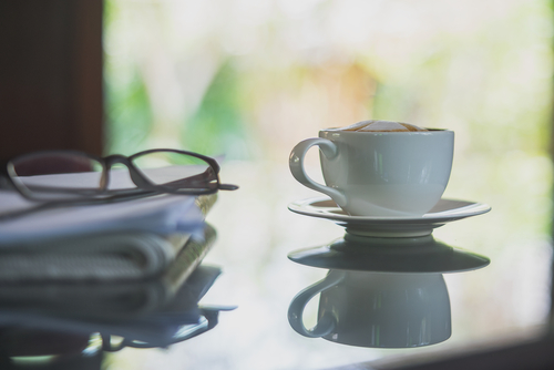 Clear coffee is a thing, and it looks like the morning drink of the future