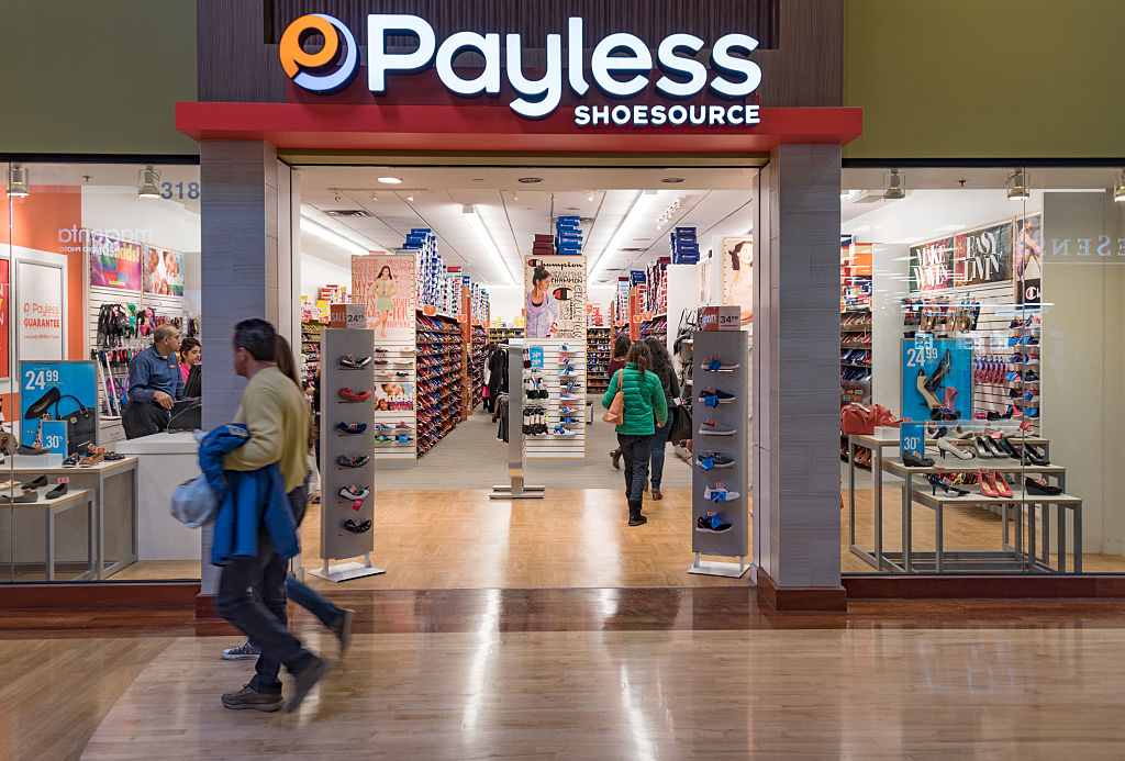 Almost 400 Payless shoe stores are set to close, so head in now to shop major sales