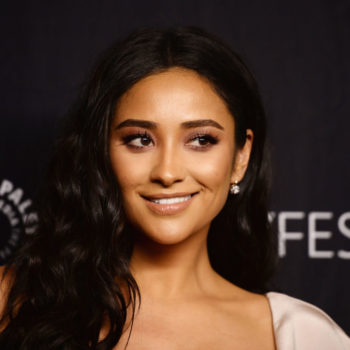Shay Mitchell found her doppelganger, and we're a little freaked out