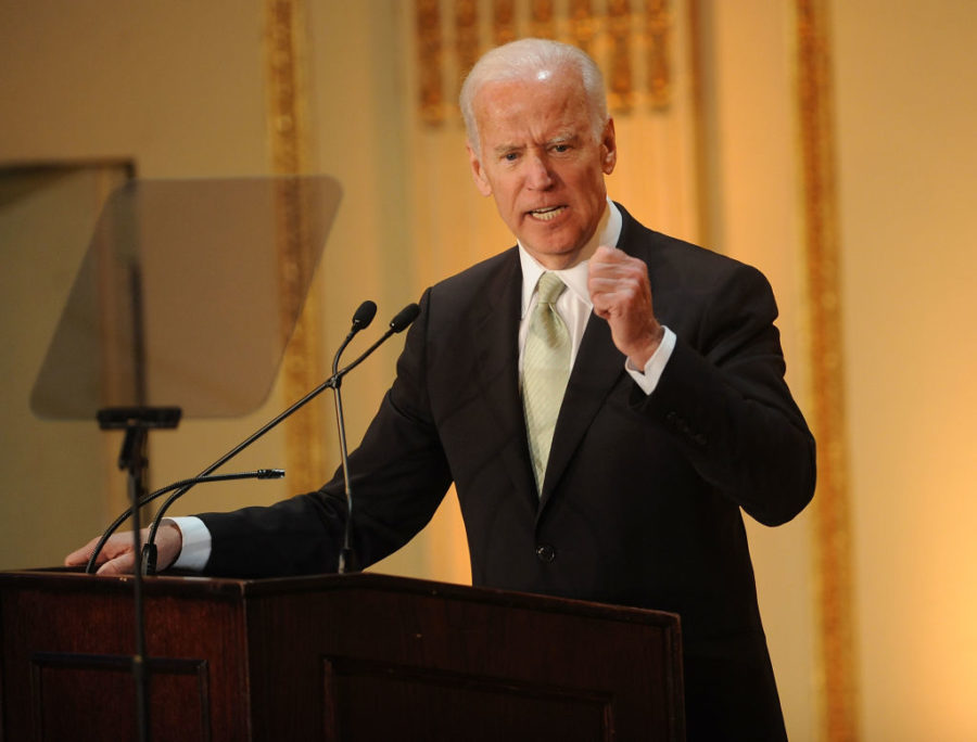 Joe Biden just called out men who don't stop sexual assaults, and more of this, please