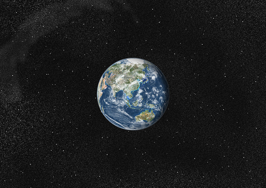NASA just put planet Earth up for adoption, in case you'd like to own a planet