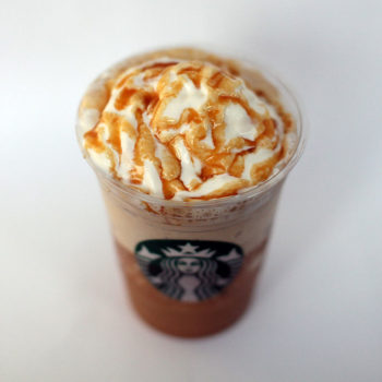 Exactly how much caffeine is in your Starbucks Frappuccino?