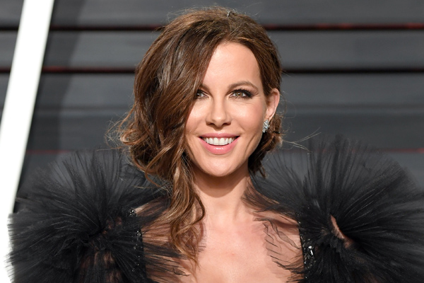 Kate Beckinsale's laser-cut lace swimsuit might be the answer to our one-piece FOMO
