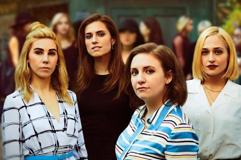 "5 totally unrealistic things from ""Girls"" we wish could actually happen to us"