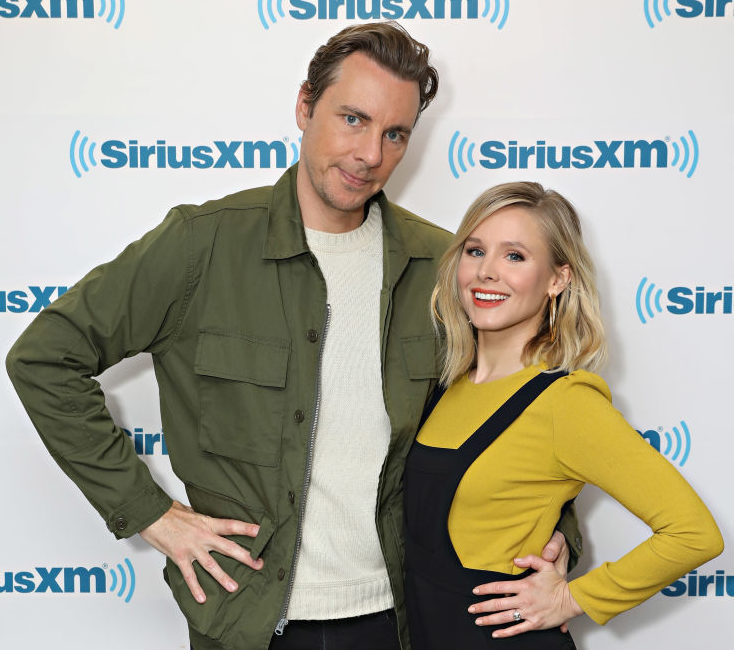 Kristen Bell and Dax Shepard's feud is no longer just about a chair