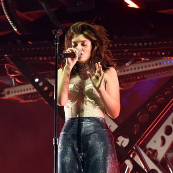 Lorde beautifully covered this Kanye West song during her Coachella performance