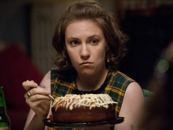 "Lena Dunham shared a ton of ""Girls"" Season 1 throwback pics, and they're making us *feel things*"