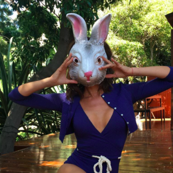 Hollywood families clearly love Easter and went all out with the theme parties this year