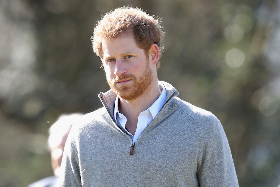 Prince Harry explains that he shut down his emotions for 20 years after his mom's death