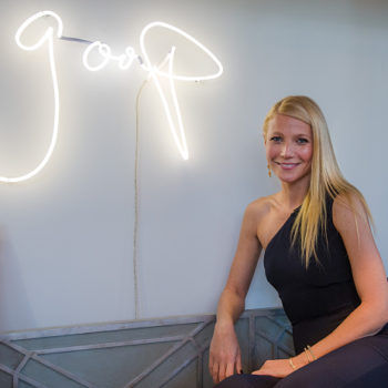 Gwyneth Paltrow's latest Goop perfume is inspired by sushi, and now we're craving a California roll