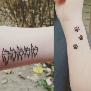 11 actually adorable tattoos to get to celebrate your new baby