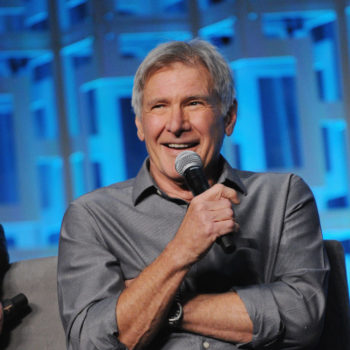 Harrison Ford is not looking forward to watching the Young Han Solo movie, and things just took a turn