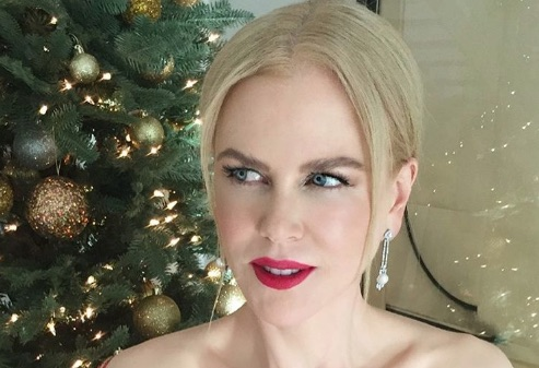 Nicole Kidman's makeup artist told us how to contour very pale skin