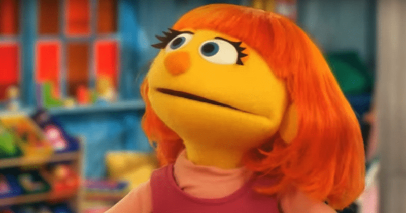 "How the autistic Muppet on ""Sesame Street"" will help advocate for young girls with autism — and how she could have helped me"