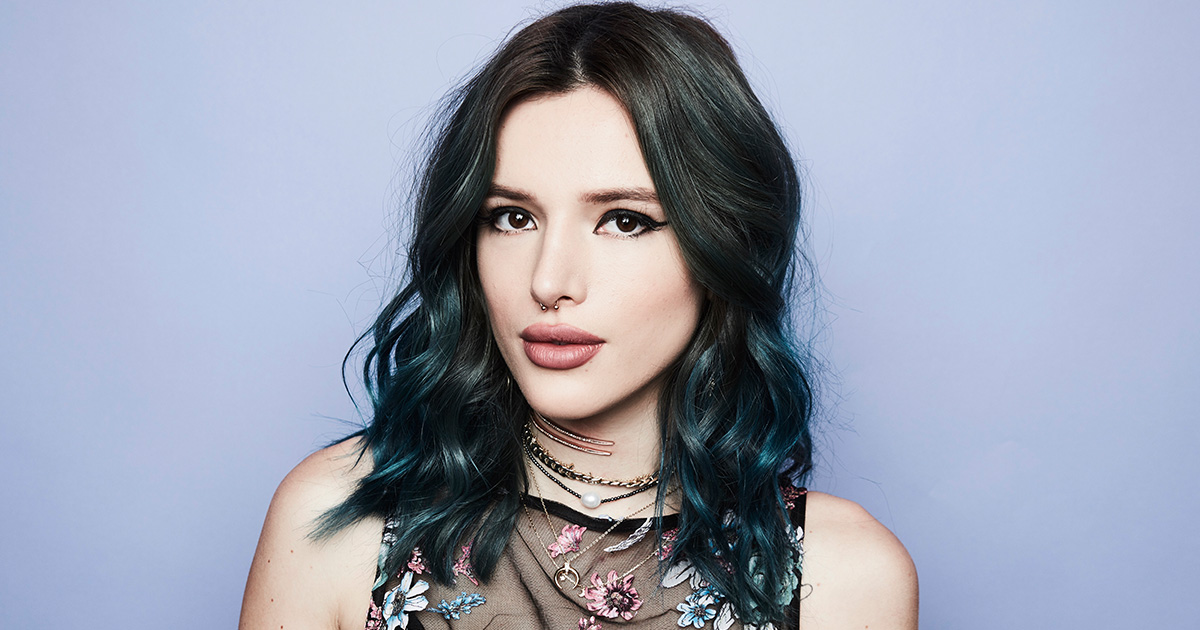 Bella Thorne opened up about her celeb crush, and it's totally relatable
