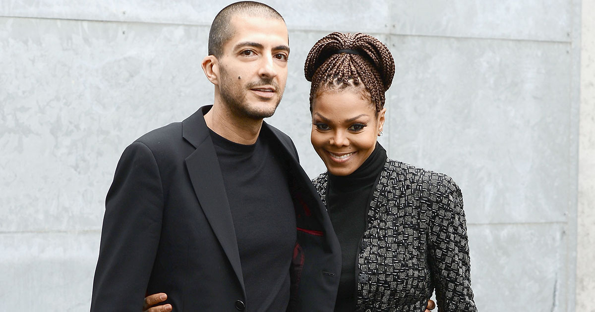 Janet Jackson's ex-partner shared a touching and heartfelt tribute to her, and pass us the tissues please