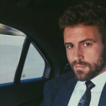 Nick Viall shaved his beard, and he's unrecognizable
