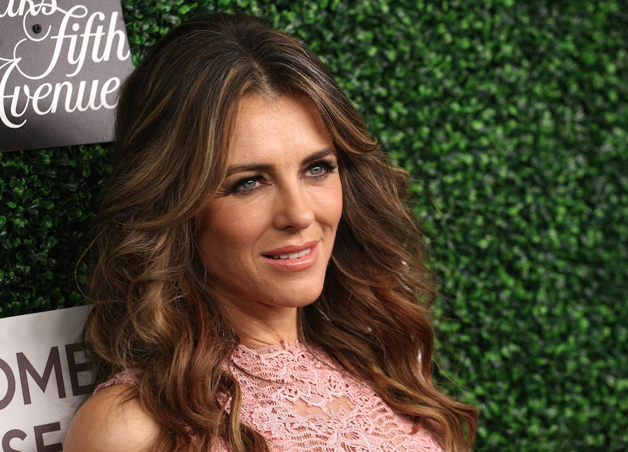 Elizabeth Hurley's latest bikini pics remind us why we love leopard print