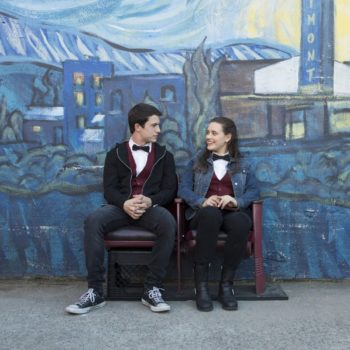 """There were therapy dogs on set for """"13 Reasons Why,"""" and brb, crying again"""