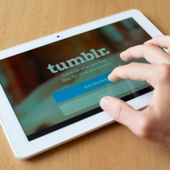 Tumblr's new app wants to change the way you watch internet videos with your friends