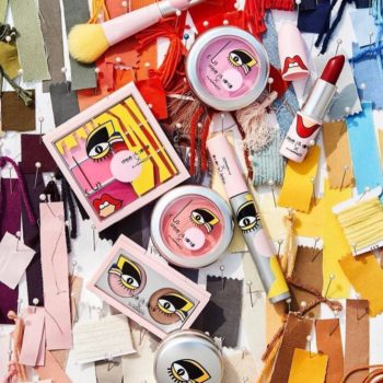 MAC Cosmetics is collaborating with Korean fashion designers Steve J and Yoni P on a psychedelically cute collection