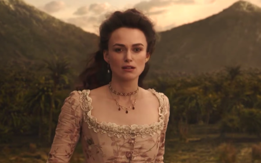 """It's official: Keira Knightley is coming back for """"Pirates of the Caribbean"""""""
