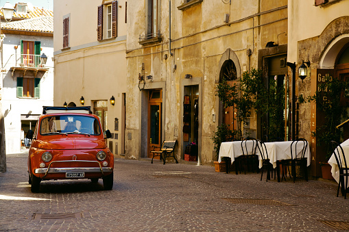 "You can fly to Italy for as little as $390 round-trip now, so pack your bags and channel your inner Audrey à la ""Roman Holiday"""