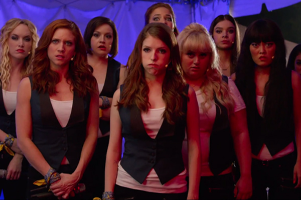 "If there is a ""Pitch Perfect 4,"" we'll meet an entirely new cast of Bellas"