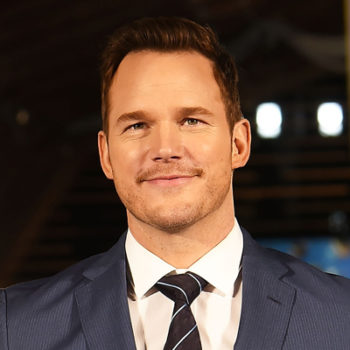 "Chris Pratt's reason for bringing his family on the ""Guardians"" world tour will punch you in the feels"