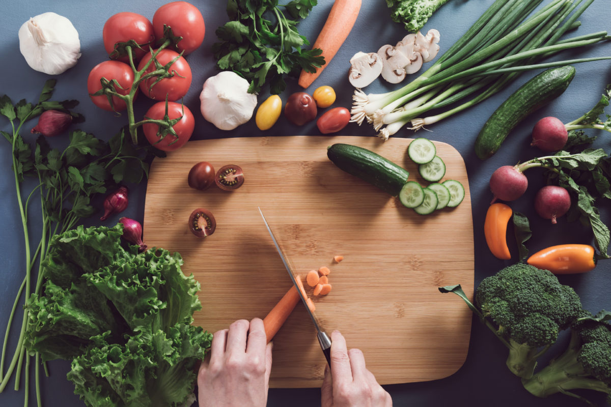 How to meal prep using sustainable food (spoiler alert: it's super easy)