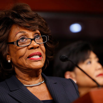 This woman's Maxine Waters Twitter cake proves the congresswoman is having her moment