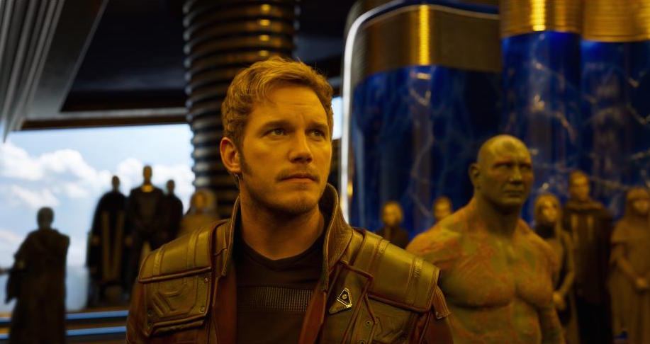 "Because one just isn't enough, ""Guardians of the Galaxy Vol. 2"" has *five* post-credit scenes"