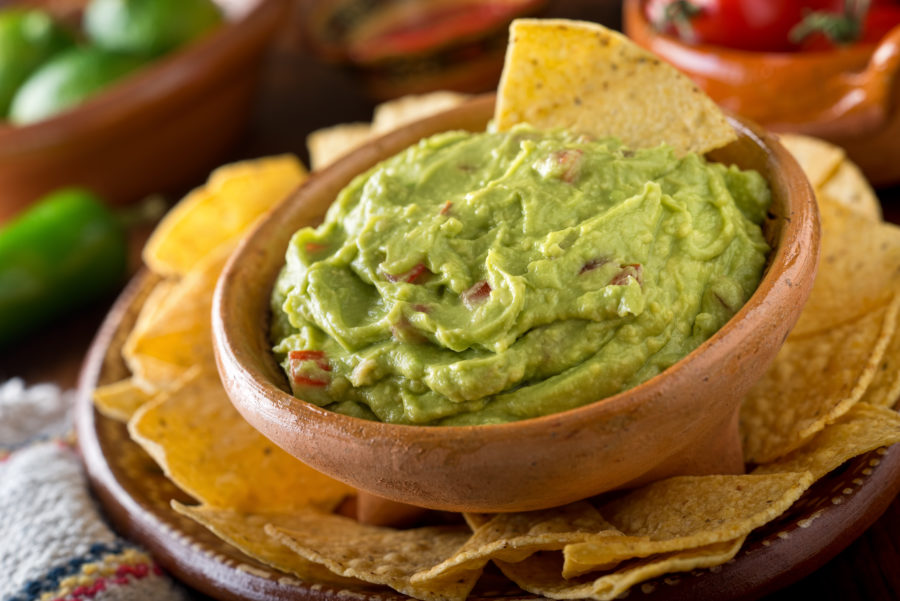 Apparently some people put this one random ingredient in their guacamole, and we're intrigued