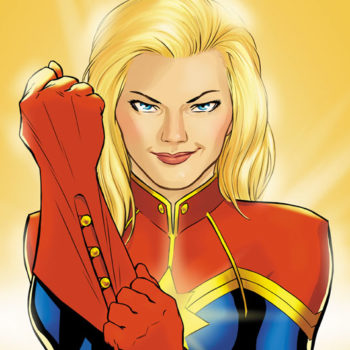 Captain Marvel finally has a female director, and that sound you hear is us cheering