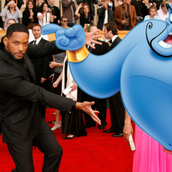 """Will Smith might play the Genie in Disney's live-action """"Aladdin,"""" and yes, this is a thing that could happen"""