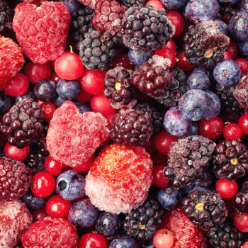 We have validating news about all those fruits and veggies in your freezer