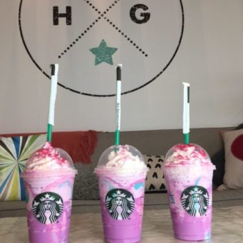The HG team tried Starbucks's new Unicorn Frappuccino because we couldn't help ourselves